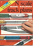 N Scale Model Railroad Track Plans