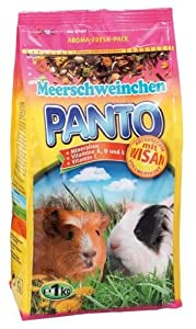 Panto Meerschweinchenfutter , 5er Pack (5 x 1 kg)