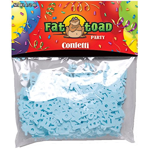 Axiom International  It's a Boy Confetti, 0.5-Ounce, 1-Pack