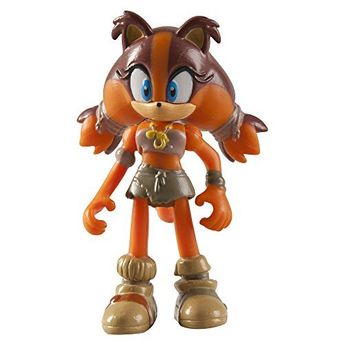 Sticks, Tomy, Sonic Boom Action Figure, 3 Inches by Sonic The Hedgehog