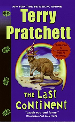 The Last Continent (Discworld)