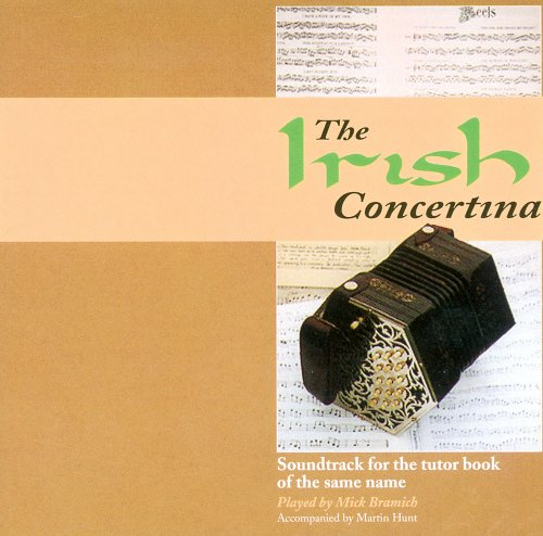 The Irish Concertina CD