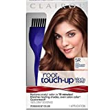 Clairol Nice 'n Easy Root Touch-Up 5R Kit (Pack of 2), Matches Medium Auburn/Medium Reddish Brown Shades of Hair Color, Covers Grey (Color: 5R Medium Auburn/Reddish Brown, Tamaño: Pack of 2)