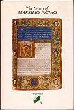 Letters of Marsilio Ficino Volume 1 (0805260005) by Marsilio Ficino