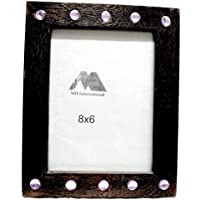 MH Craft Wooden Brown Photo Frame (Photo Size - 20.5 X 15.5 Cm, 1 Photos) … - B01L1HPXCU