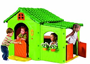 ECR4Kids Greenhouse Play House