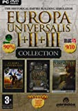Europa Universalis Collection - 1, 2 and 3 (PC DVD)