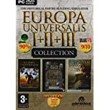 "Europa Universalis I + II + III - Collection [UK Import]von ""ASCARON Entertainment..."""