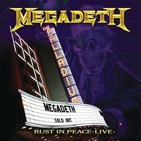 Imagem da capa da música Five magics de Megadeth