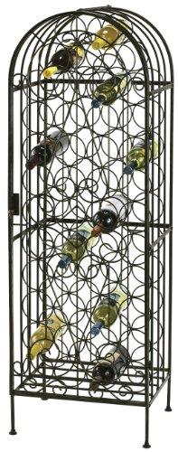 Howard Miller 655-146 Wine Storage Arbor