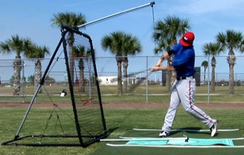 swingaway hitting machine
