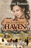 High Desert Haven (The Shepherds Heart - Christian Historical Romance)