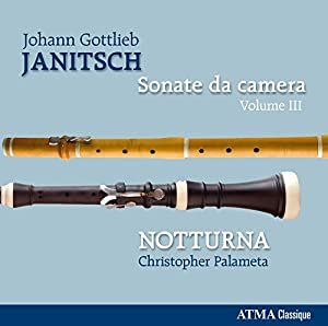 Janitsch: Sonate Da Camera 3