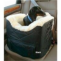 Lookout II Dog Car Seat - Medium/Grey Quilt