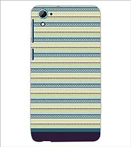 HTC DESIRE 826 PATTERN Designer Back Cover Case By PRINTSWAG