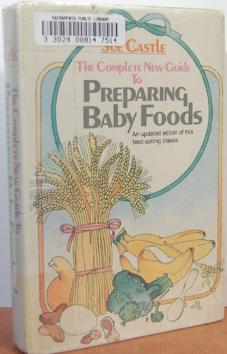 The Complete New Guide To Preparing Baby Foods front-583259