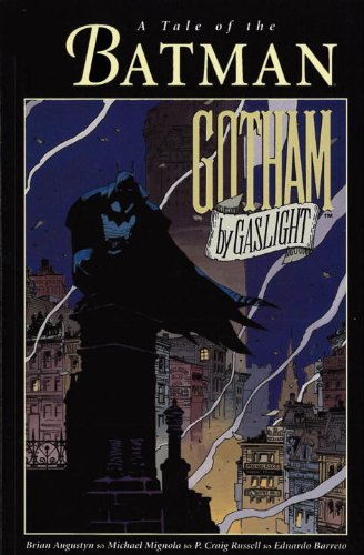 Batman: Gotham by Gaslight (Elseworlds) at Gotham City Store