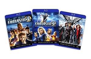 Blu-ray Superhero Bundle (Fantastic Four / Fantastic Four - Rise of the Silver Surfer / X-Men 3 - The Last Stand) - (Amazon.com Exclusive)