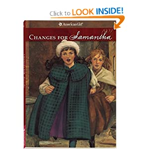 Changes for Samantha (American Girl) Valerie Tripp