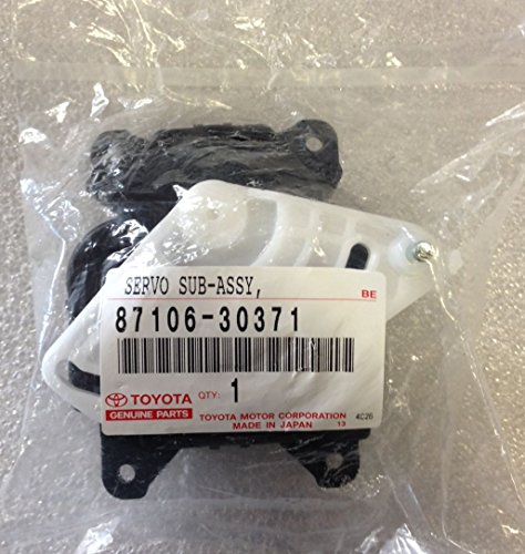 LEXUS A/C / Heater Servo Unit 87106-30371 (Mode Control Motor compare prices)