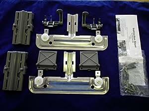Amazon Com W10712395 Rack Adjuster Kit For Kitchenaid