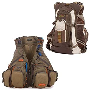 Fishpond Wasatch Tech Pack Fly Fishing Vests by FishPond