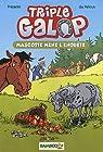 Triple galop, Tome 1 : Mascotte mène l'enquête par Frasseto