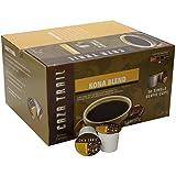 Caza Trail Coffee, Kona Blend, 50 Single Serve Cups