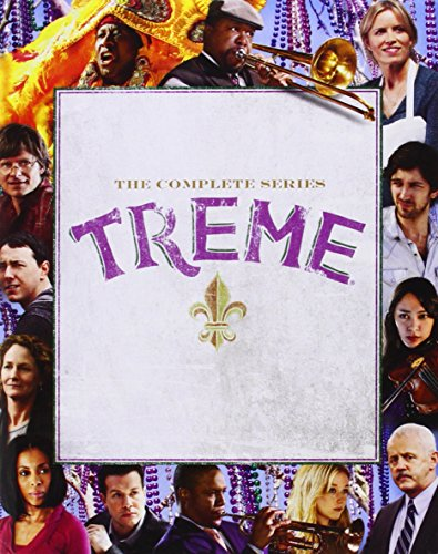 Blu-ray : Treme: The Complete Series (Full Frame, Dolby, AC-3, Slipsleeve Packaging, )