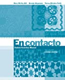img - for Student Activities Manual for Gill/Wegmann/Mendez-Faith's En contacto: Lecturas intermedias book / textbook / text book