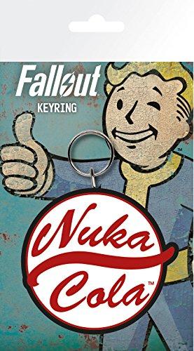 GB eye LTD, Fallout 4, Nuka Cola, Portachiavi