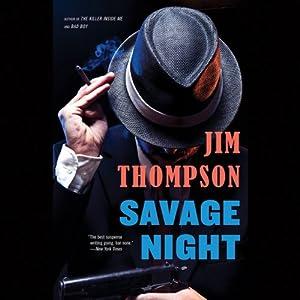 Savage Night | [Jim Thompson]