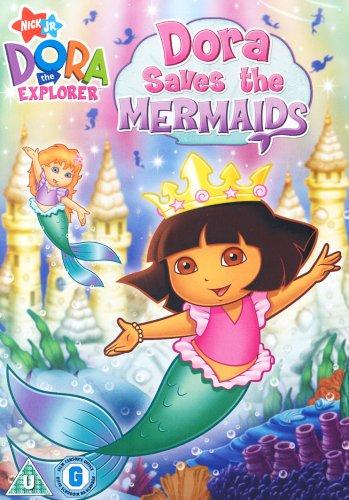 Dora The Explorer: Mermaids [DVD]