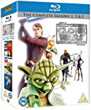Image de Star Wars: Clone Wars [Blu-ray] [Import anglais]