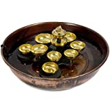 Oriental Furniture Water Bell Fountain