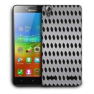 Snoogg Train Surface Printed Protective Phone Back Case Cover For Lenovo A6000