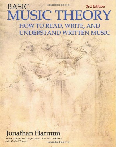 Basic Music Theory: How to Read, Write, and Understand Written Music