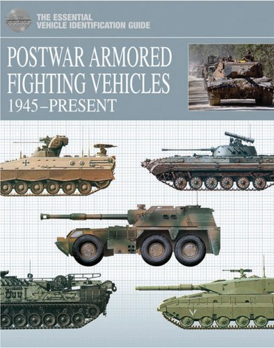 Postwar Armored Fighting Vehicles: 1945-Present (The Essential Vehicle Identification Guide)