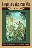img - for Virginia's Western War: 1775-1786 book / textbook / text book