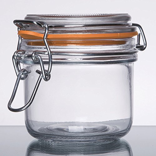 Medallion TOP QUALITY Smell Proof Airtight Glass Tobacco Herb Coffee Container Jar (Small Airtight Glass compare prices)