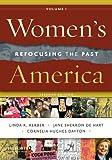Women's America, Volume 1: Refocusing the Past (019538833X) by Kerber, Linda K.
