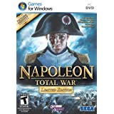 Napoleon Total War Limited Edition (�A���)Sega�ɂ��