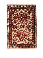 Design Community By Loomier Alfombra Ma Maroc Barber (Rojo/Beige)