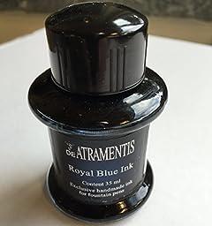 Royal Blue Fountain Pen Ink