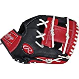 Rawlings RCS Series Glove, Scarlet, 11.5-Inch, 11.5 inches/Scarlet