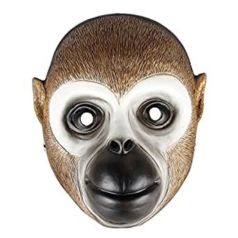 Payday2 Party Mask,SALICO Monkey's Face Halloween Resin Costume Mask