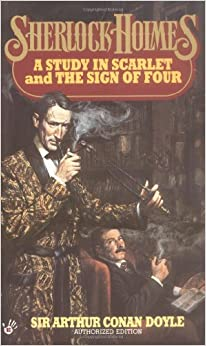 Arthur Conan Doyle - Sherlock Holmes - A Study In …
