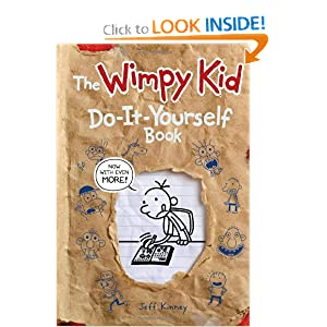 Amazonstore101926 the wimpy kid do it yourself book revised and the wimpy kid do it yourself book revised and expanded edition solutioingenieria Choice Image
