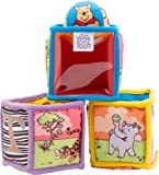 Disney Pooh Peek-A-Boo Soft Blocks