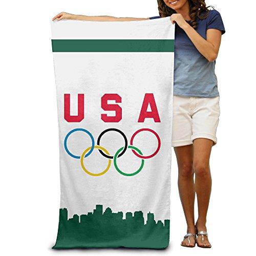 MASTER 2016 Brazil Rio Olympics Sports Meeting USA Team Beach Towel
